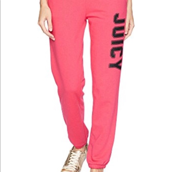 23cea3fe6684 Juicy Couture pull on pant - raspberry sorbet